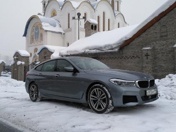 Тест-драйв BMW 6-й серии GT: отважный наследник двух неудачников